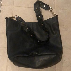 Steve Madden black purse